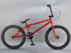 Kush 1 Red - complete Mafia BMX Bike